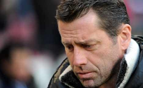 Hertha sacks new coach Skibbe