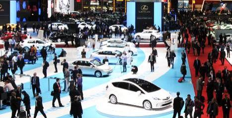 140 new models to debut at Geneva Motor Show