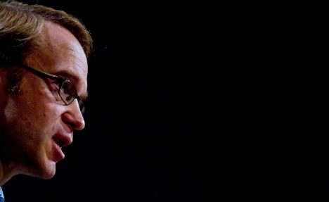 Bundesbank boss defends crisis record