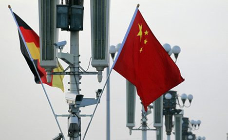 China doesn't want to 'buy Europe'