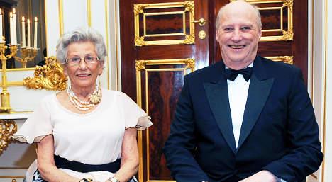 Princess Astrid celebrates 80th birthday