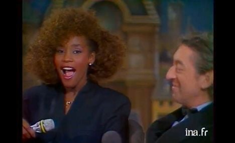 When Whitney met Gainsbourg