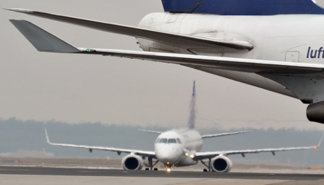 Court ends Frankfurt Airport strike