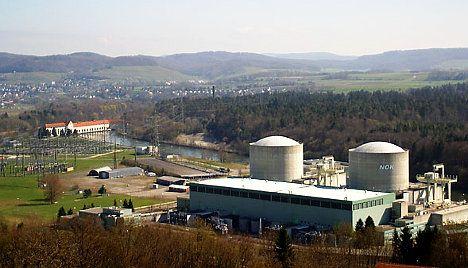 Swiss environmentalists want nuclear plant shut