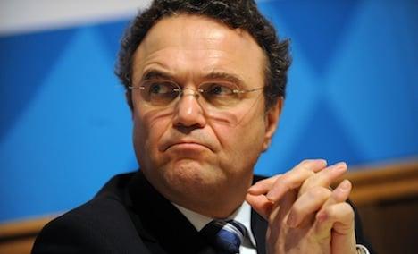 Interior minister: Greece should exit eurozone
