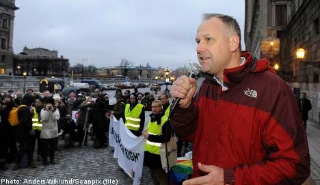'Sjöstedt-effect' boosts Left Party figures