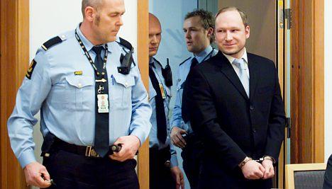 Facebook and France in focus in Breivik probe