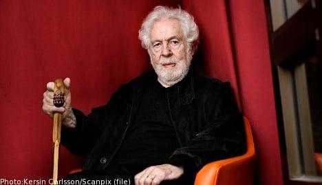 Star of Bergman films dies in Sweden
