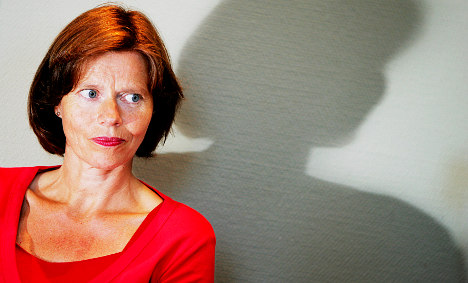 Ex-minister Siri Bjerke dies