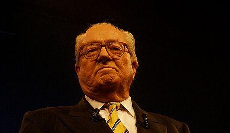 Le Pen sentence for WWII remarks upheld