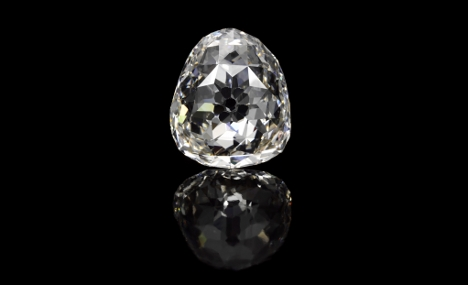 House of Prussia sells historical diamond