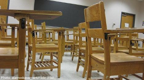 Rape accusations stun Swedish high school