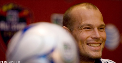 Japan club not the 'right project' for Ljungberg
