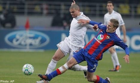Wernbloom's heroics put Real Madrid on edge