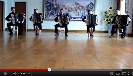 Video: A-ha's 'Take on Me' gets North Korean treatment
