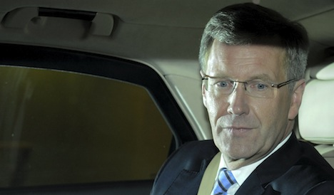 Prosecutors want Wulff's immunity lifted
