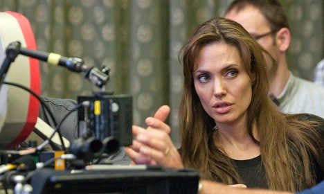 Jolie: Afghanistan may be subject for next film