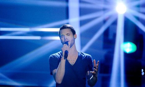 Germans pick Eurovision Song Contest entry