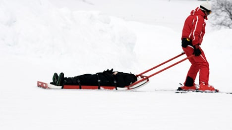 Norwegian skiers 100 times better than Danes