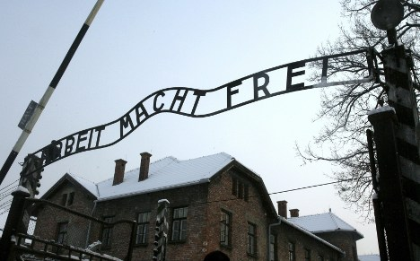 Holocaust denial 'pub talk' legal – sometimes