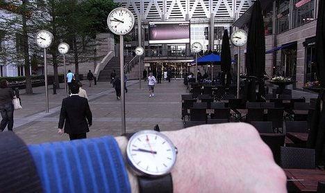 Swiss watch exports hit record $21 billion