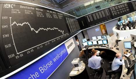 EU blocks Deutsche Börse merger with NYSE