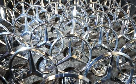 Daimler books record €6-billion profit