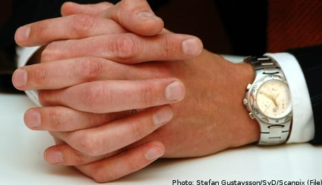 Swedish firms choose male bosses: report