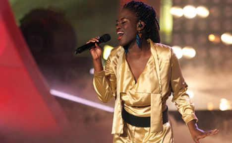 Ivy Quainoo wins 'Voice of Germany' contest
