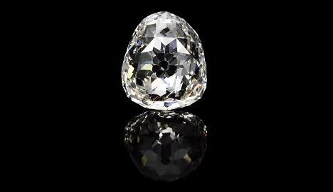 Historic diamond to fetch millions in Geneva