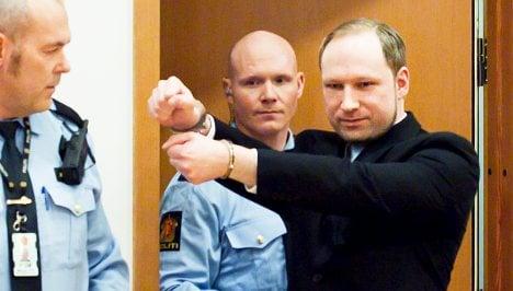Survivors laugh at self-styled hero Breivik