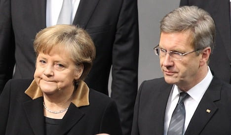 Merkel's presidential problem