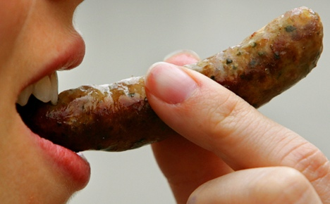 German-Iranian friction boosts Bratwurst prices