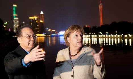 Merkel gives mixed review of China trip