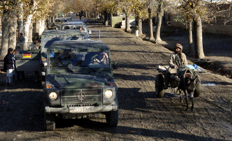 Germans ditch Afghan base after Koran burning