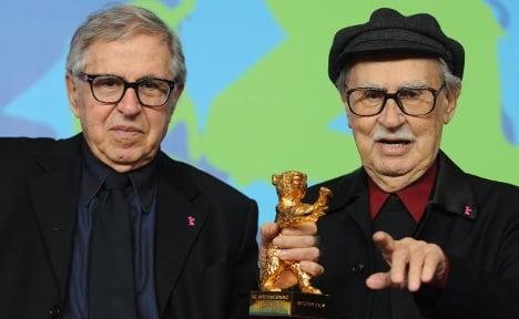 Berlin film festival's Golden Bear goes to Italy