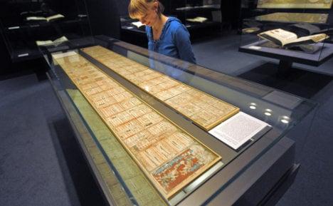 Mayan 'apocalypse' codex goes on display