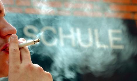 Teen smoking plunges
