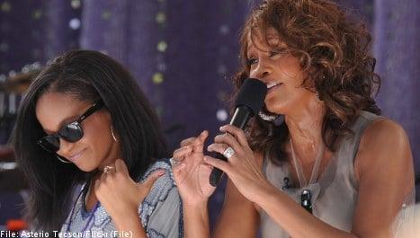 Whitney Houston 'chose death': Swedish politician