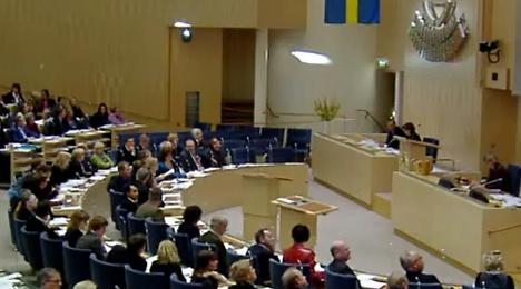 Riksdag wants to halt Eritrean exile taxes
