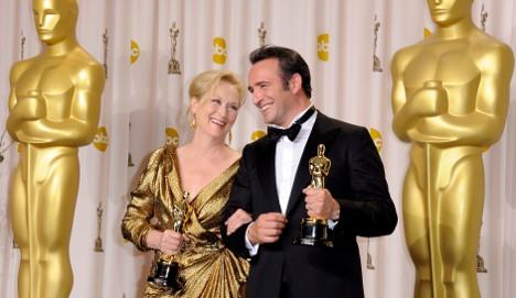 Oscars go to The Artist, German tech rewarded