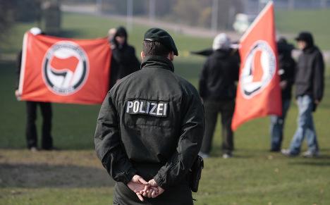 Leftist crime on the rise