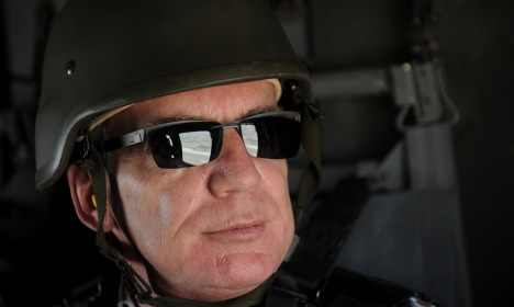 De Maizière urges more military might in Europe