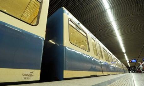 Drunken Munich U-Bahn train driver busted
