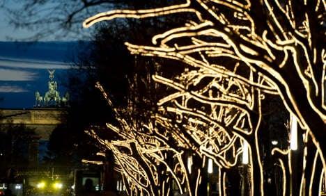 Berlin chops down Unter den Linden lime trees