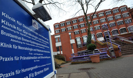Bremen baby unit closed after further deaths