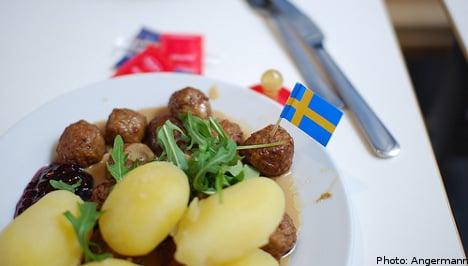 Brits can't get enough Swedish food: report