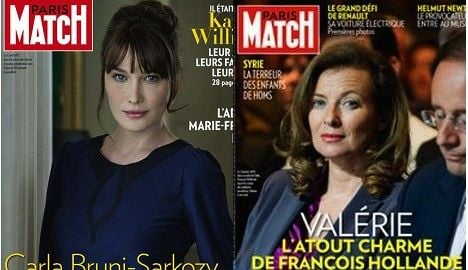 Battle to be the next French first lady