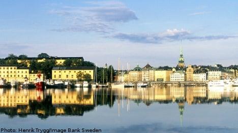 Stockholm 'no better than Oslo': Norwegian