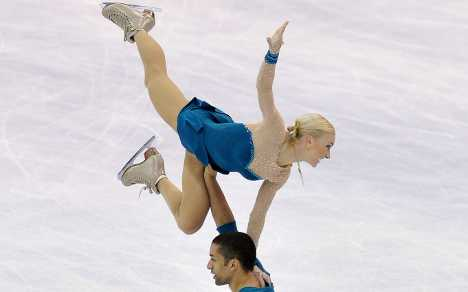Ice-skaters take gold for Germany